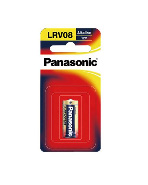 Батарейка дисковая литиевая PANASONIC LRV08/1B - фото 1