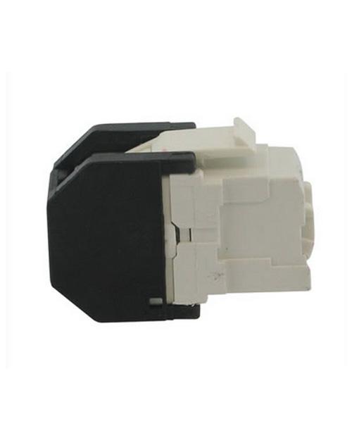 3М FQ100031241 Розеточный модуль кат. 6, неэкранированный, монтаж без инструмента,  белый, UTP
