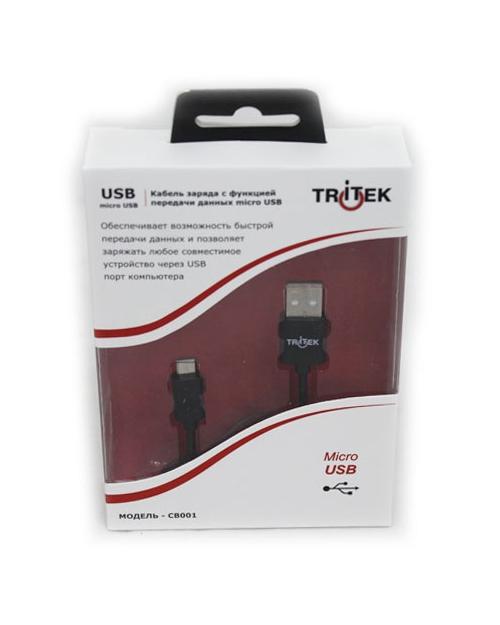Кабель для зарядки micro USB (CB001) - фото 1