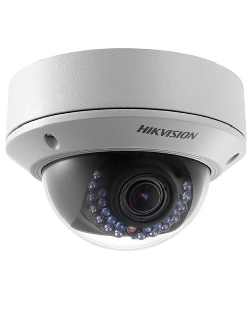 Hikvision DS-2CD2742FWD-IS 4,0  мегапиксельная Купольная вандалозащищенная IP камера - фото 1