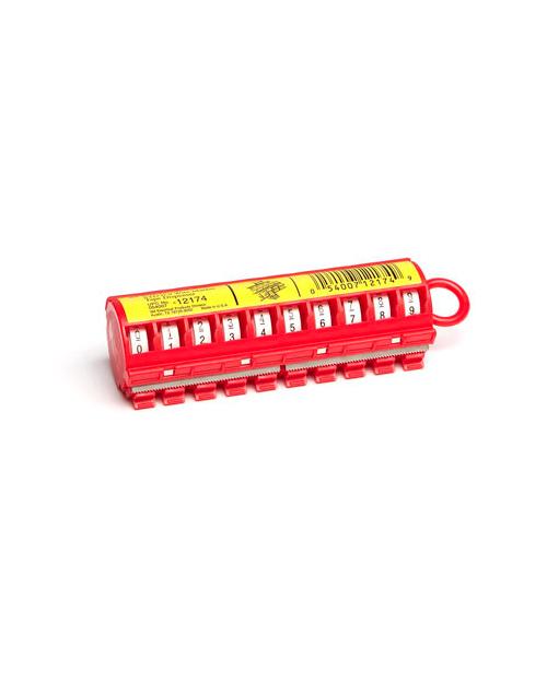 3М 80610733893 Scotchcode STD-0-9 диспенсер с маркировкой от