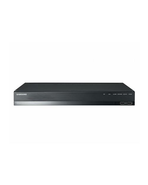Samsung SRN-873SP 8-канальный сетевой видеорекордер с PoE - фото 1