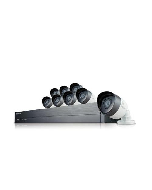 Samsung SDH-C75080AP комплект SDR-C75300(16CH) + SDC-9441BC X 8, 2TB HDD - фото 1