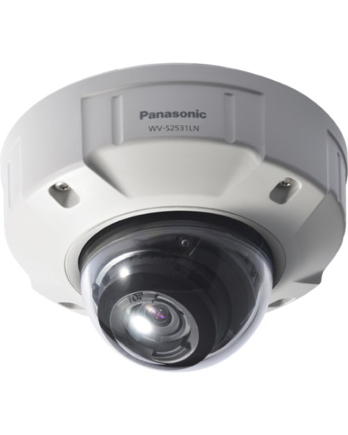 Panasonic WV-S2531LN FullHD Внеш.купольная антивандал 60 кад/сек с ИК 144 db
