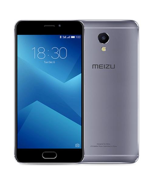 Смартфон Meizu M5 Note 3gb/16gb Grey - фото 1