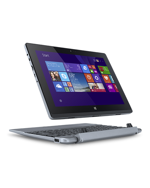 Устройство 2 в 1 Acer One 10,1'' IPS(1280x800)/Intel Atom x5-Z8350/2Gb/32Gb/0,3MP+2MP/Wi-FiIWin10 - фото 2