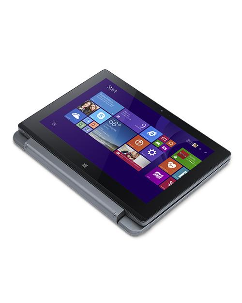 Устройство 2 в 1 Acer One 10,1'' IPS(1280x800)/Intel Atom x5-Z8350/2Gb/32Gb/0,3MP+2MP/Wi-FiIWin10 - фото 4