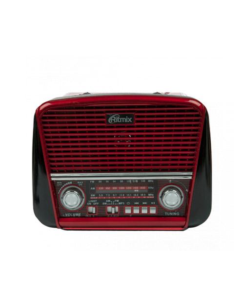 Радиоприемник RITMIX RPR-050 RED - фото 1