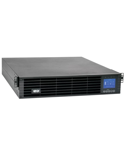 SUINT1500LCD2U ИБП с двойным преобразованием 208/230В; 1500ВА; 1.35 кВт, ЖК-дисплей, 2U