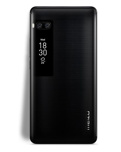 Смартфон Meizu Pro7 64Gb Black - фото 2