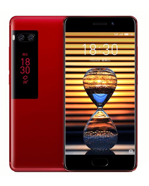 Смартфон Meizu Pro7 64Gb/4Gb Red - фото 1