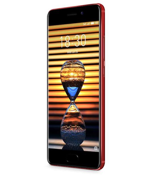Смартфон Meizu Pro7 64Gb/4Gb Red - фото 2