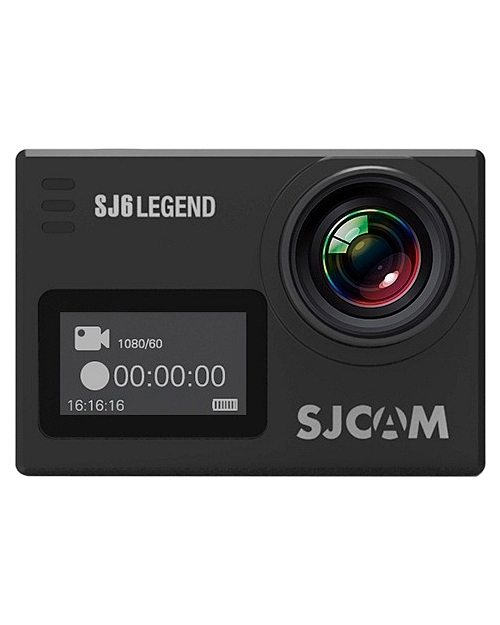 Экшн-камера SJCAM SJ6LEGEND, BLACK - фото 1