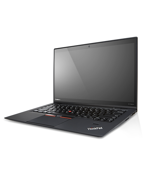 Ноутбук Lenovo X1 Carbon (5-th gen) 14'FHD/Core i5-7200U/8GB/256GB SSD/Win10 pro (Black)  - фото 1