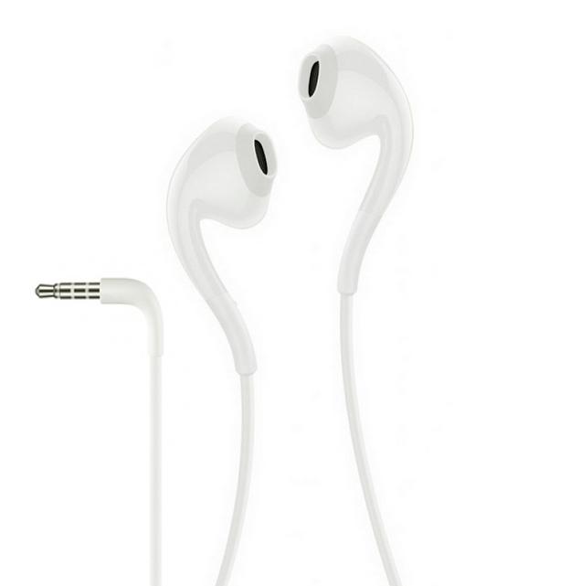 Наушники-вкладыши проводные Meizu-EP2X Earphones/ White  - фото 1