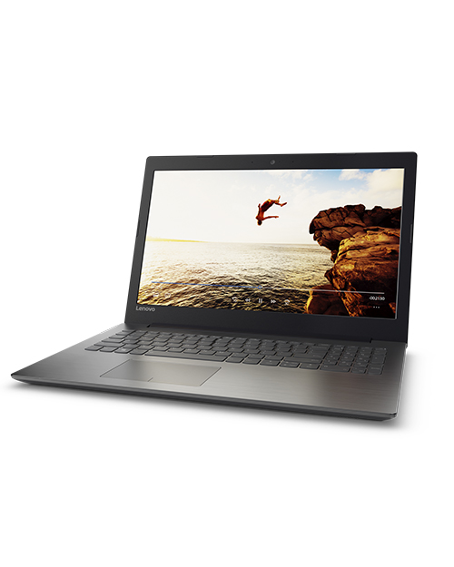 Ноутбук Lenovo IP320 15,6''HD/Core i5-7200U/4Gb/1TB/AMD Radeon 520M 2Gb/Win10 - главное фото