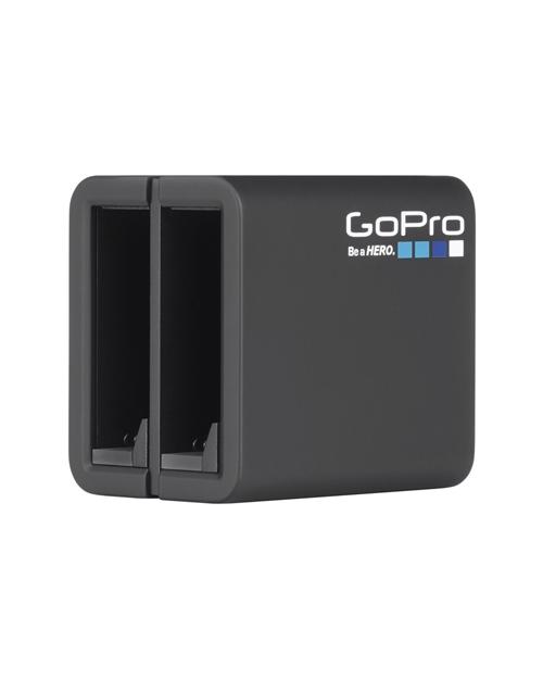 Зарядное устройство для двух аккумуляторных батарей GoPro AADBD-001-RU (Dual Battery Charger) - фото 1