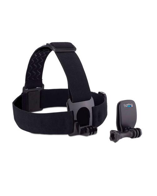 Крепление на голову + крепление-клипса на одежду GoPro ACHOM-001 (Headstrap + QuickClip) - фото 2