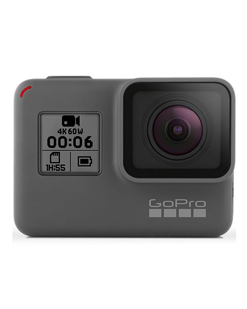 Action camera GoPro Hero 6 Black Edition - фото 1