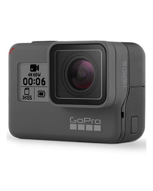 Action camera GoPro Hero 6 Black Edition - фото 2