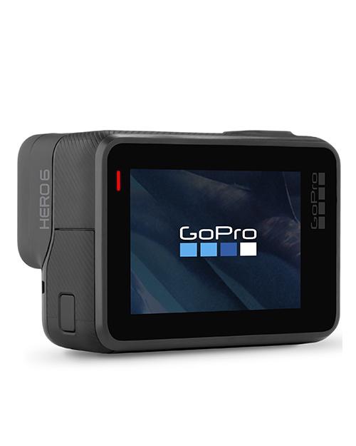Action camera GoPro Hero 6 Black Edition - фото 4