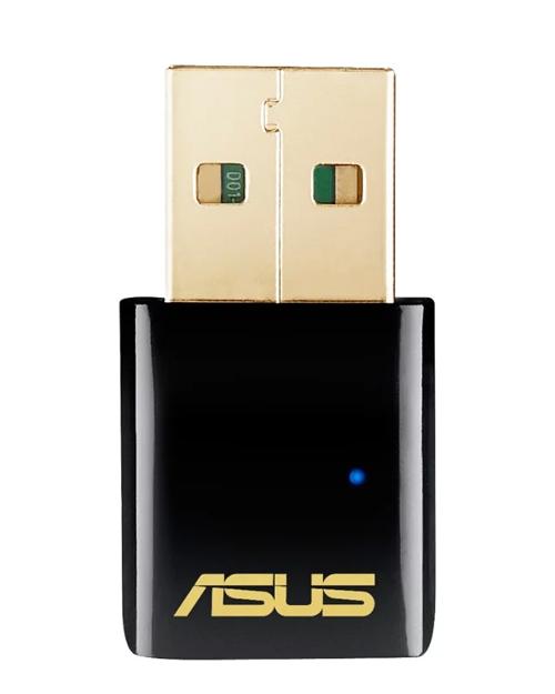 ASUS USB-AC51 Двухдиапазонный беспроводной USB-адаптер стандарта 802.11ac - фото 2