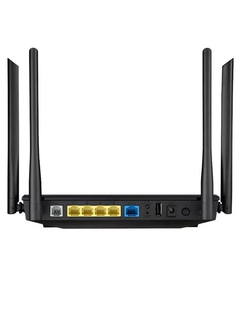 ASUS DSL-AC52U Двухд-нный маршрутизатор Wi-Fi стандарта 802.11ac со встроенным модемом ADSL/VDSL - фото 2