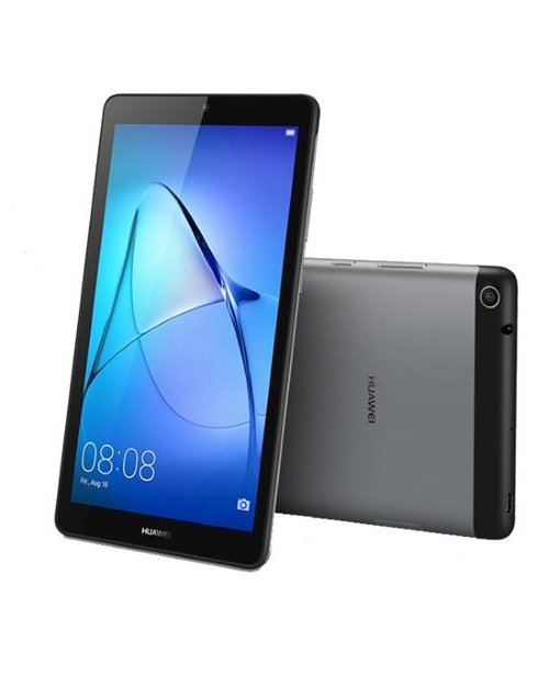 Планшет Huawei MediaPad T3 7''(1024x600)IPS/Quad Core(1,3Ghz)/1Gb/8Gb/2MP+2MP/3G/Nougat/4100mAh/Grey - фото 3