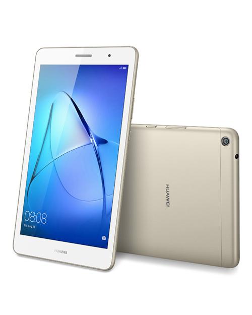 Планшет Huawei MediaPad T3 7''(1024x600)IPS/Quad Core(1,3Ghz)/1Gb/8Gb/2MP+2MP/3G/Nougat/4100mAh/Gold - фото 1