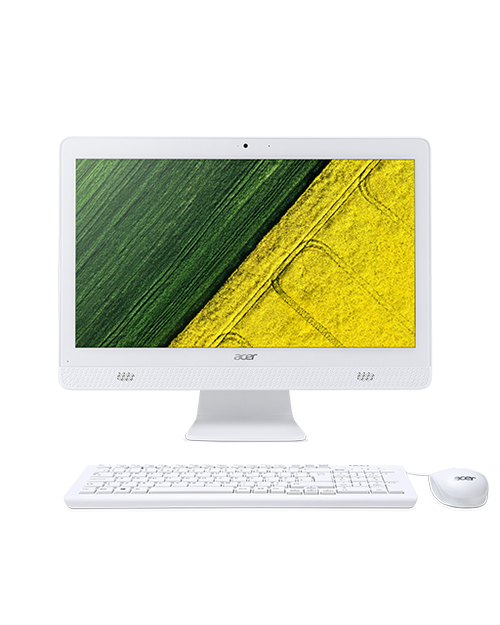 Моноблок AIO Acer Aspire  C20-720 19.5'HD/Intel Celeron J3060/4GB/500GB/Win10 - фото 3