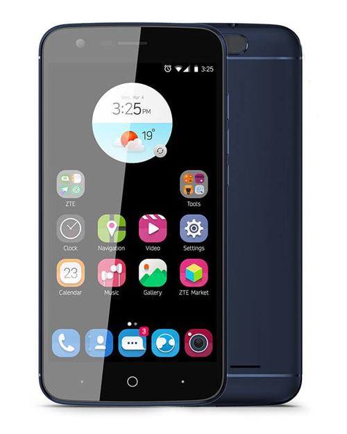 Смартфон ZTE Blade V8 Lite 16Gb Gold - фото 1