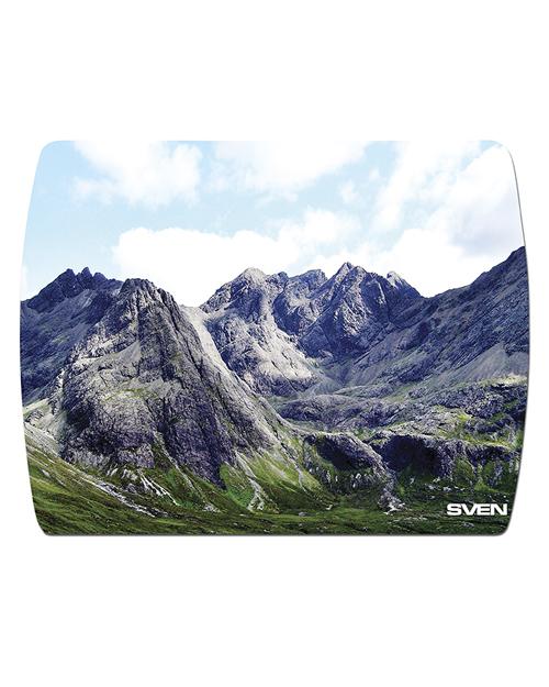 Коврик для мыши SVEN UA (8 рисунков), 230х180х2,35 мм - фото 3
