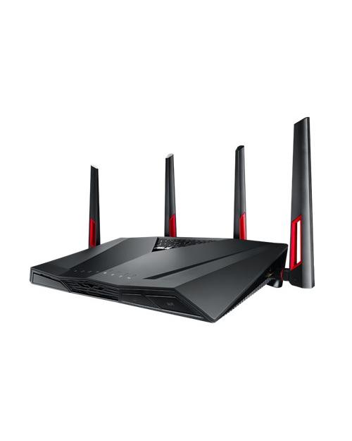 ASUS RT-AC88U Двухдиапазонный маршрутизатор с поддержкой Wi-Fi 802.11ac и Gigabit Ethernet - фото 3