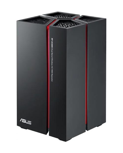 ASUS RP-AC68U Беспроводной повторитель стандарта Wi-Fi 802.11ac - фото 1