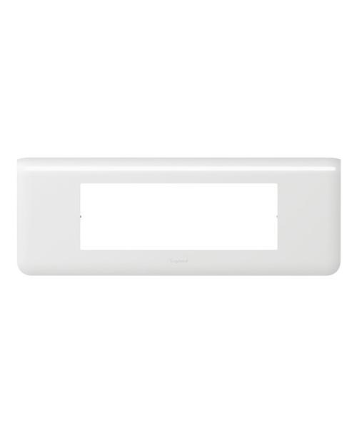 Legrand 078816 Рамка 6м Белая MSC N