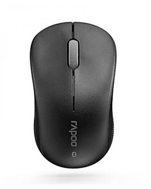 Мышь беспроводная RAPOO 6010B, Bluetooth BLACK - фото 1