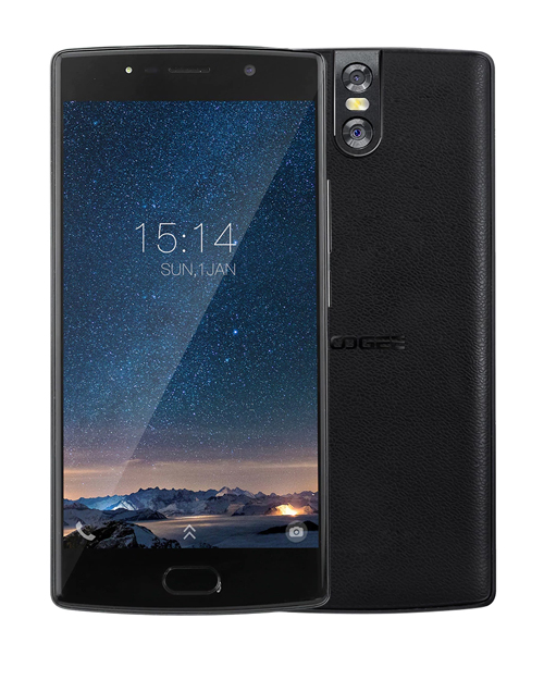 Смартфон Doogee BL7000 64Gb Black - фото 1