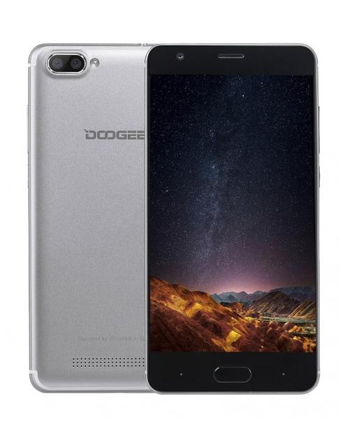 Смартфон Doogee X20 16Gb Silver - фото 1