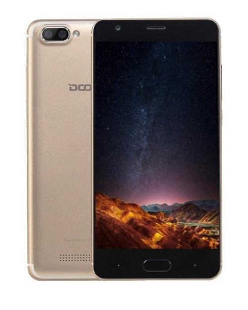 Смартфон Doogee X20L 16Gb Gold - фото 1