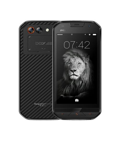 Смартфон Doogee S30 16Gb Black - фото 1