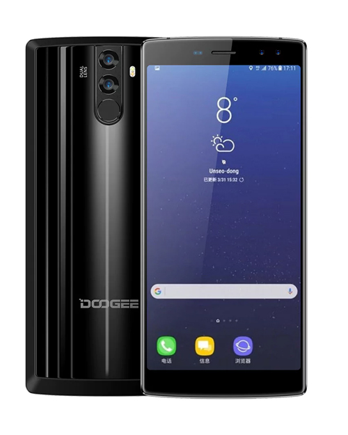 Смартфон Doogee BL12000 32Gb Black - главное фото