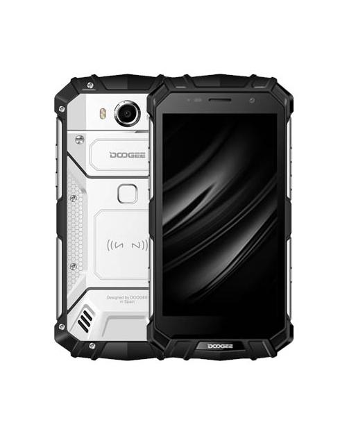 Смартфон Doogee S60 64Gb Silver - фото 1