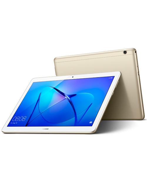 Планшет Huawei MediaPad T3 10''(1280x800)IPS/2Gb/16Gb/2MP+2MP/LTE/4800mAh/Gold - фото 1