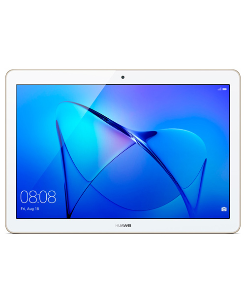 Планшет Huawei MediaPad T3 10''(1280x800)IPS/2Gb/16Gb/2MP+2MP/LTE/4800mAh/Gold - фото 2