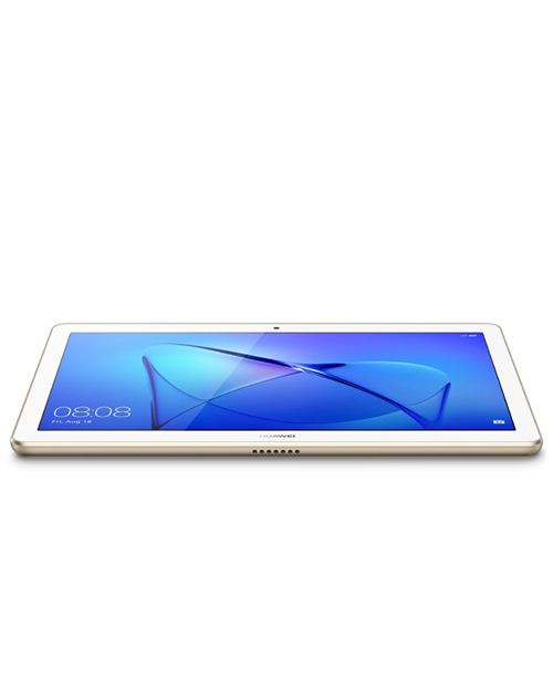 Планшет Huawei MediaPad T3 10''(1280x800)IPS/2Gb/16Gb/2MP+2MP/LTE/4800mAh/Gold - фото 4