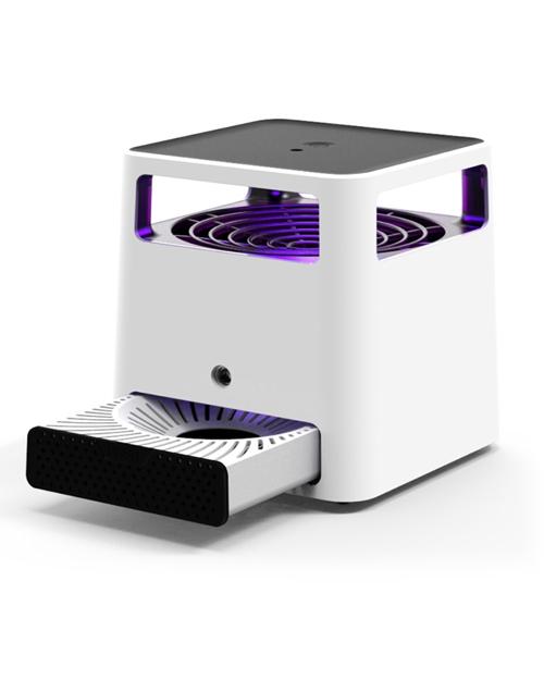 Репеллент для уничтожения насекомых JOYROOM Smart Cube Mosquito Killer White - фото 2
