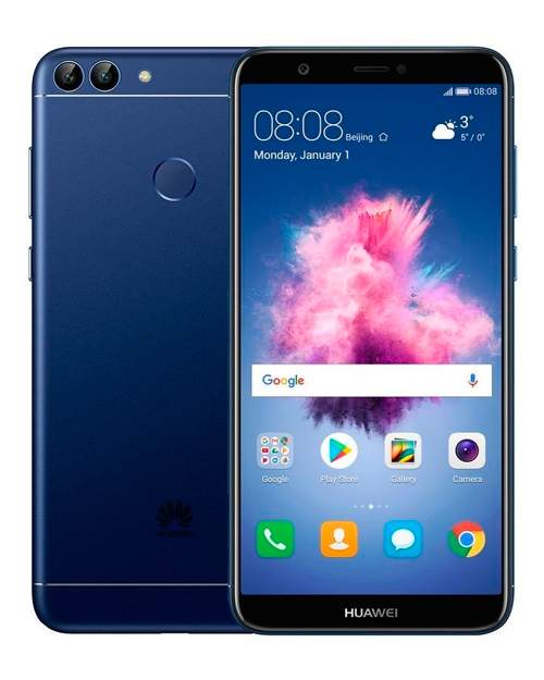 Смартфон Huawei P Smart (FIG-LX1), Blue - главное фото