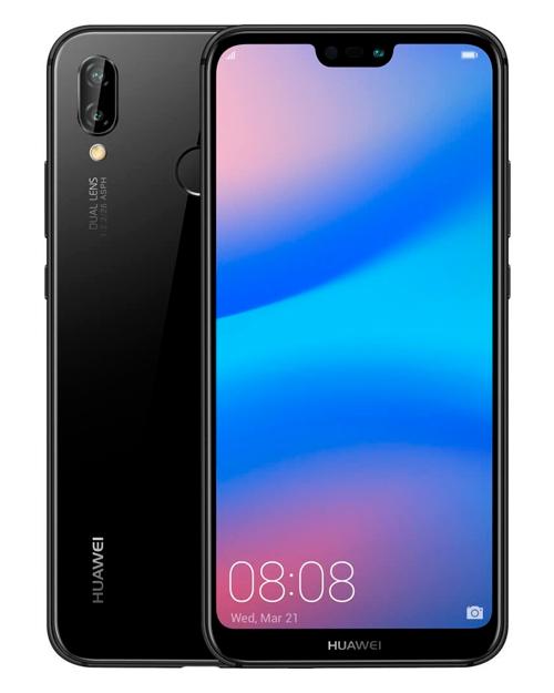 Смартфон Huawei P20 Lite Black - главное фото