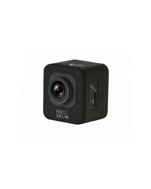 Экшн-камера SJCAM M10WiFi Black  - фото 2