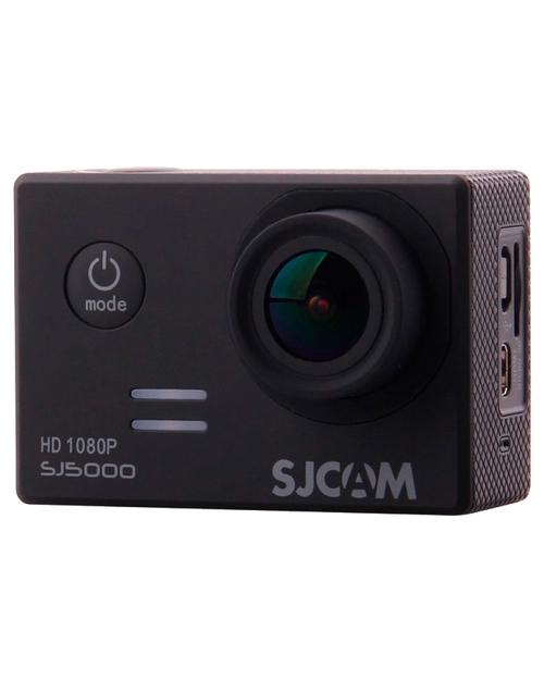 Экшн-камера SJCAM SJ5000, BLACK  - фото 2